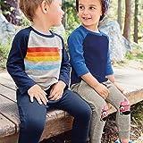 Boys Long Sleeve Clothing Set Baby T-Shirt+Pants