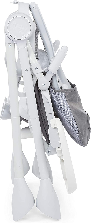 Ultra Compacte Assise large Chaise Haute B/éb/é Pocket Meal Nature Chicco Pliable