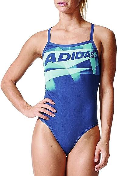 Amazon.com: adidas Performance para mujer Infinitex Bañador ...