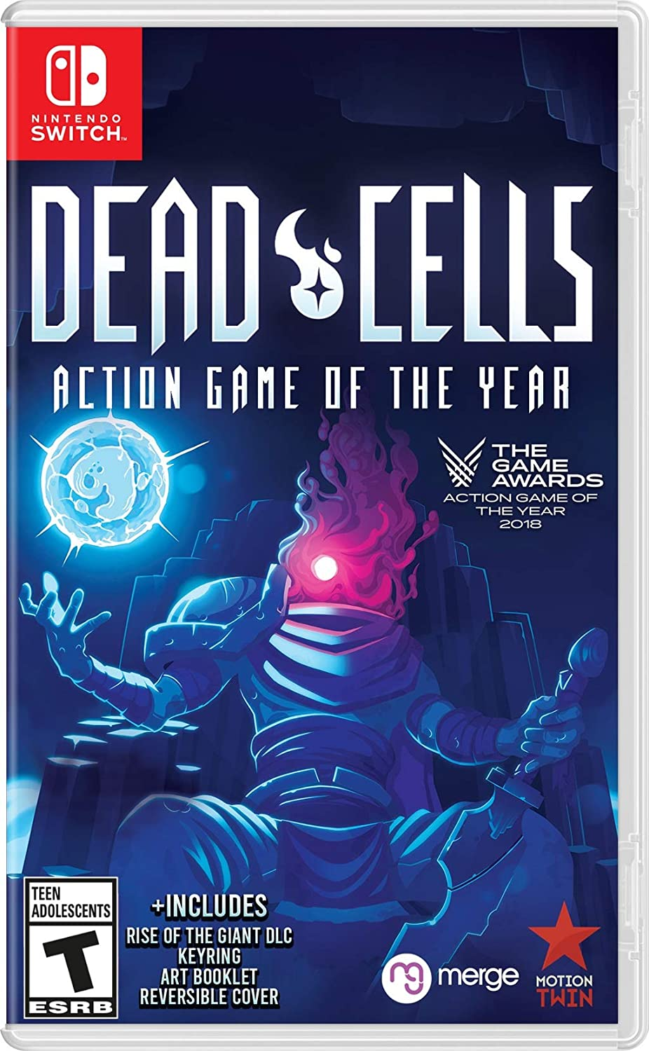 Amazon com: Dead Cells - Action Game of The Year - Nintendo