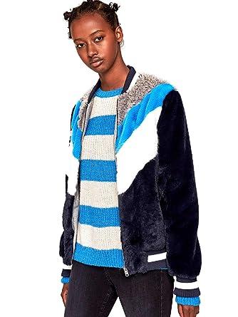 6e0b73268d Pepe Jeans PL401536 Jacket Women  Amazon.co.uk  Clothing