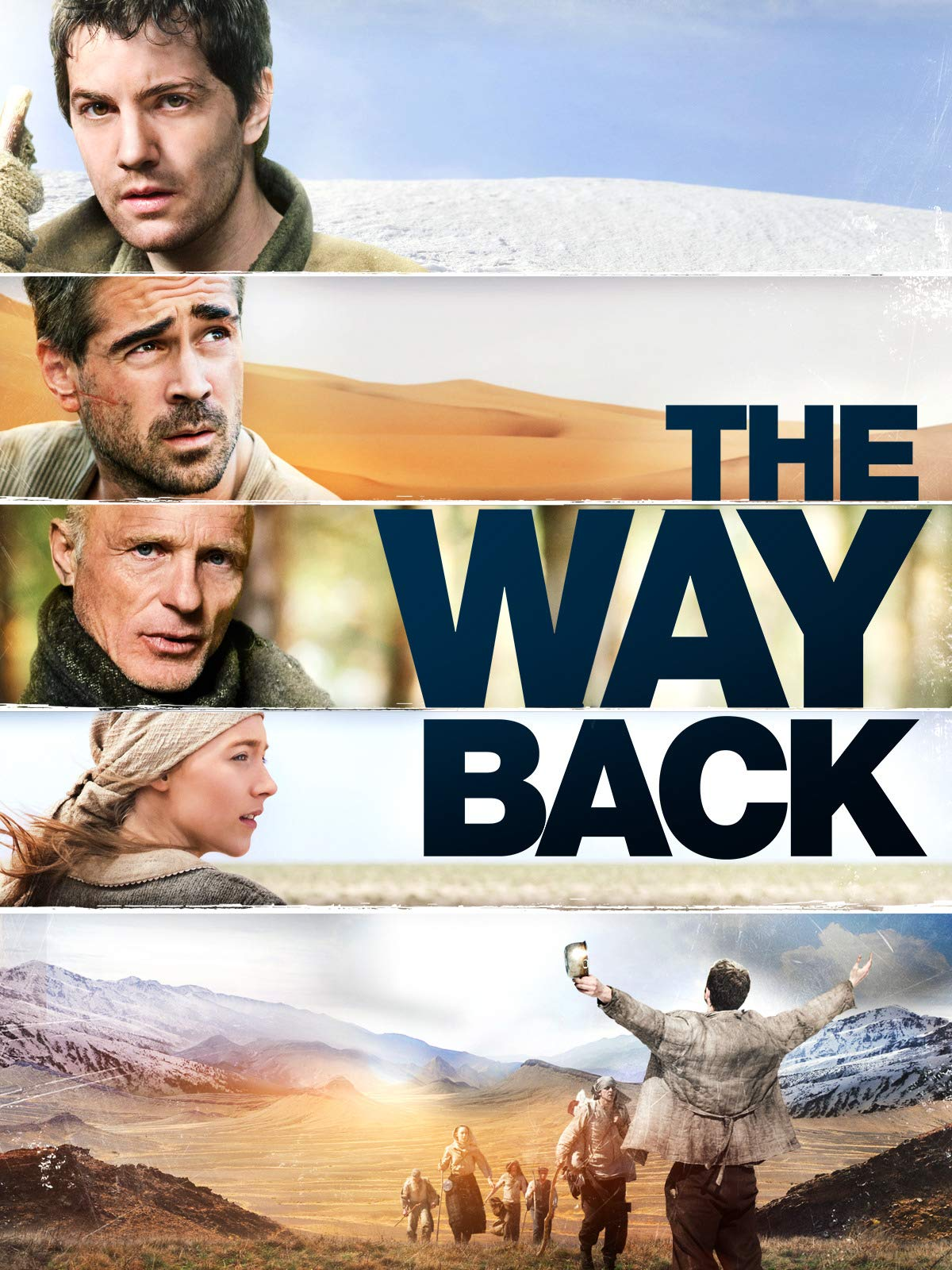 The Way Back on Amazon Prime Video UK