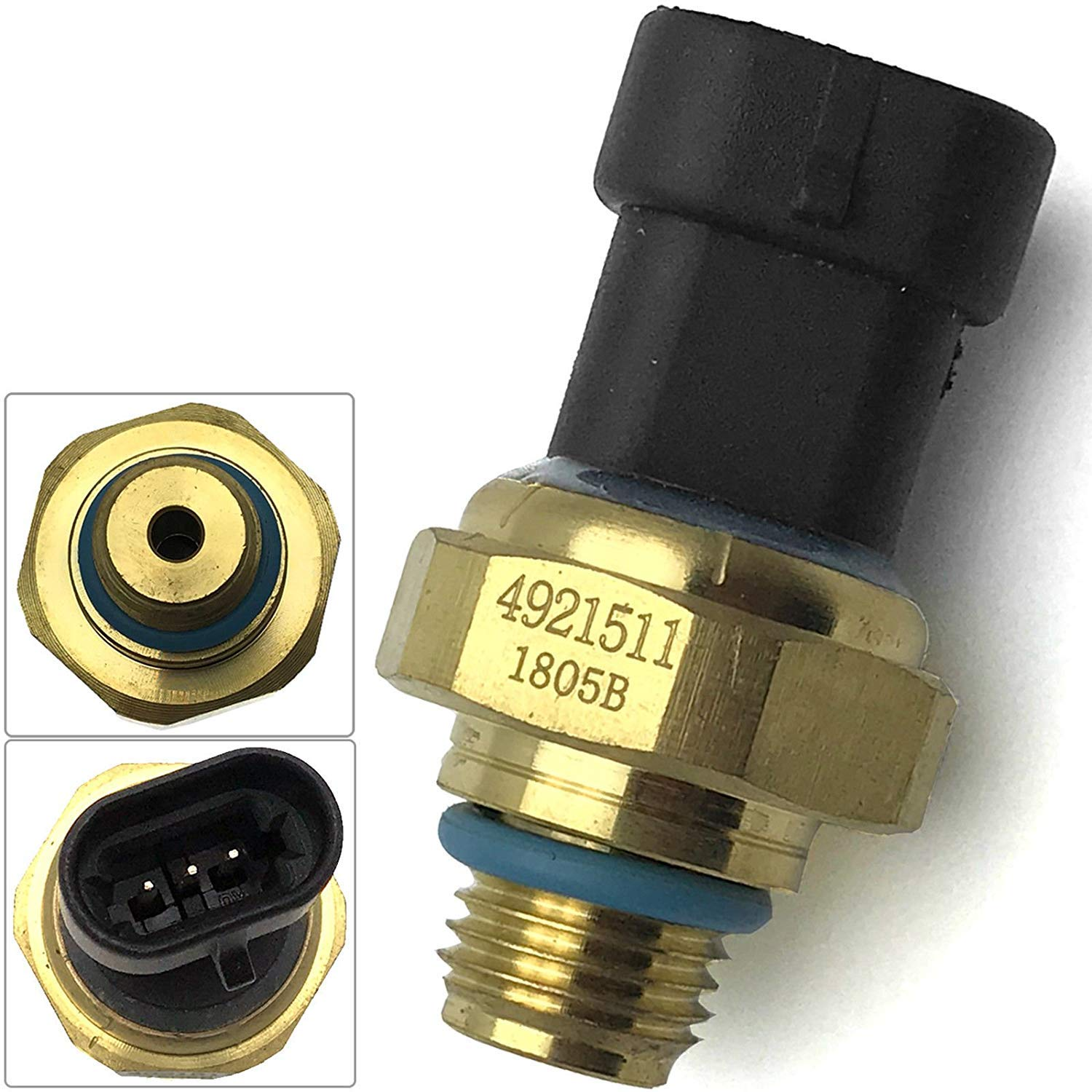 Brand New Oil Pressure Sensor Fits Cummins Dodge Ram 2500 3500 5.9L 24V Diesel 1998.5-2002