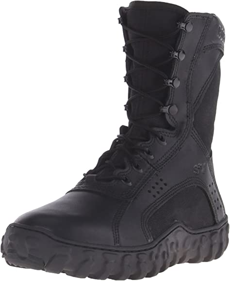 Military and Tactical Boot, Black