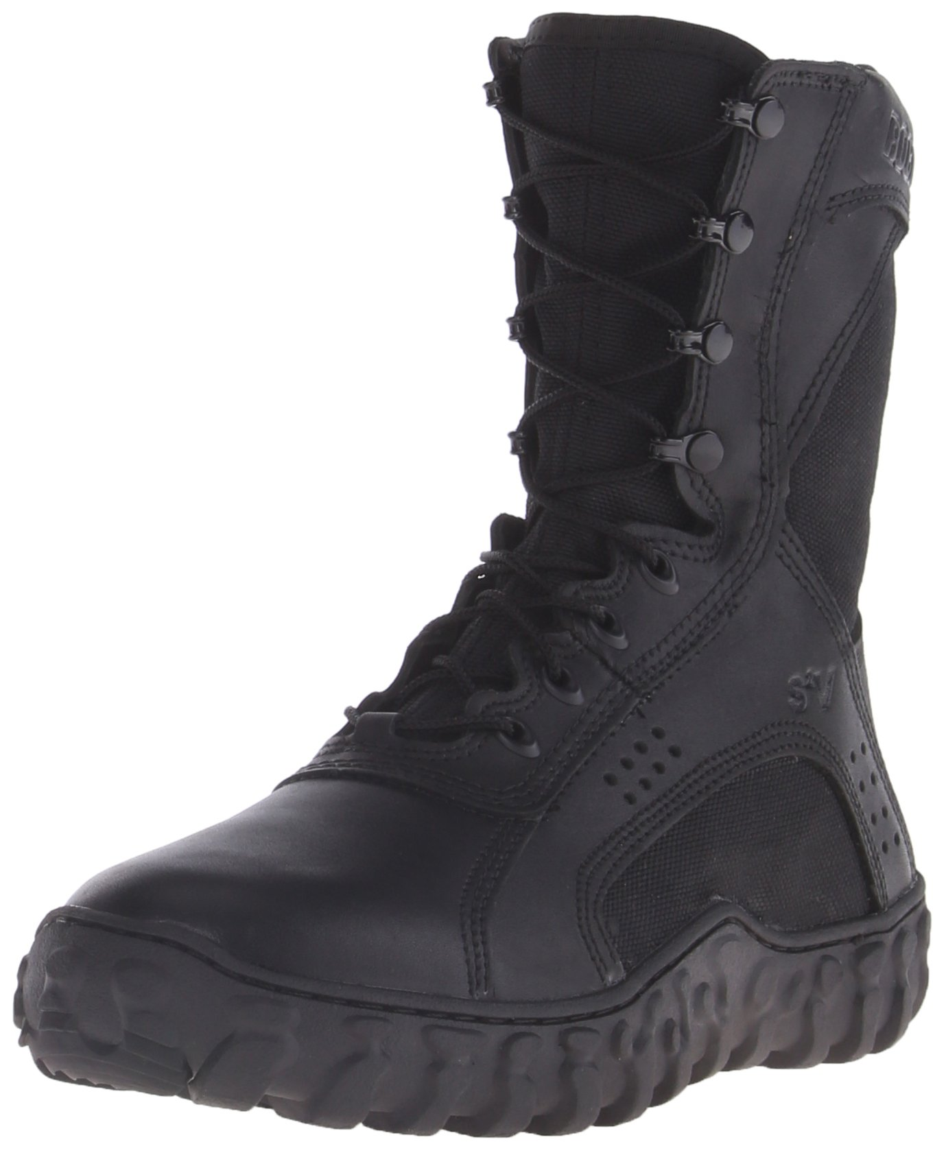Rocky Men's FQ0000102 Boot, black, 12.5 W US
