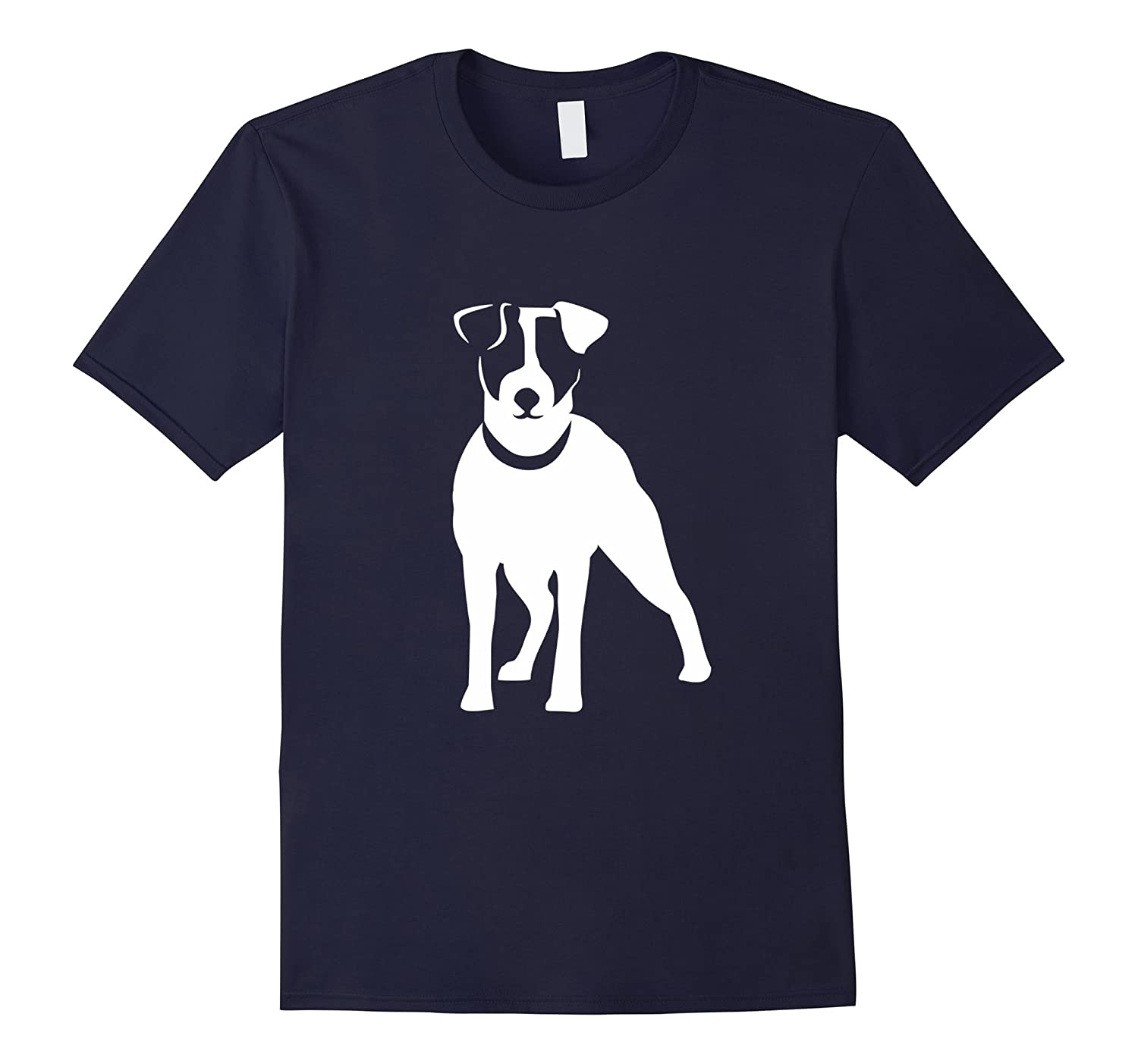 You Don't Know Jack JRT Jack Russell Terrier T-Shirt-TH