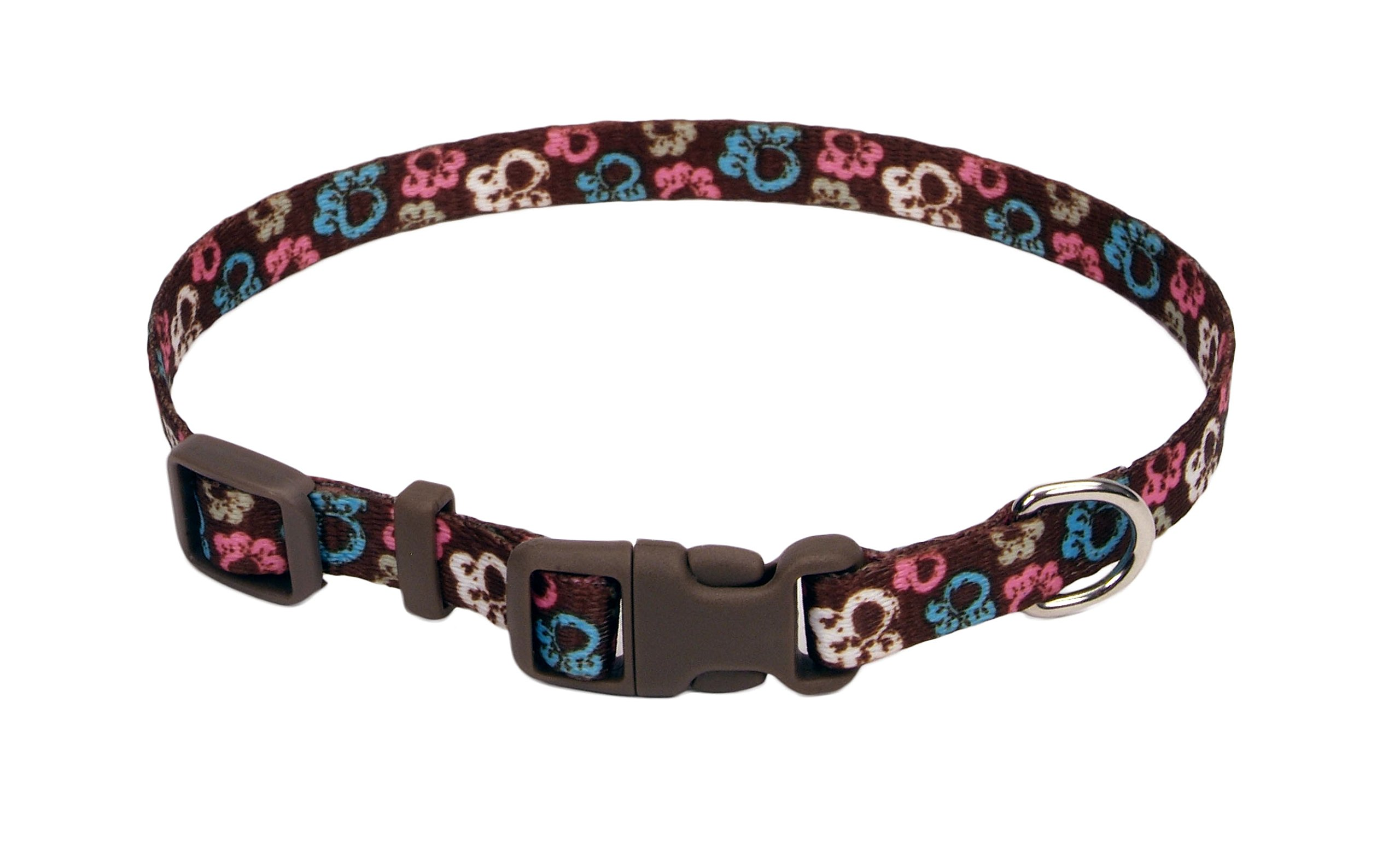 Coastal Pet Products 06321 SPB12 Adjustable Dog Collar, 3/8'' x 8''-12''