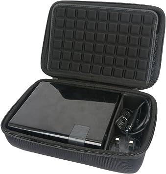 Khanka 専用保護収納ケース 用の にとって WD デスクトップHDD 4TB 6TB 8TB 10TB 12TB 14TB USB3.0 WD Elements Desktop 外付けハードディスク