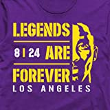 INKtastictees Legends 8 | 24 are Forever Los