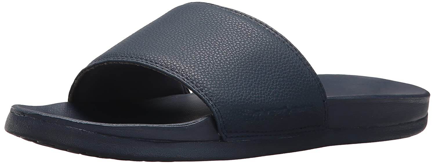fc6a87934cdb Skechers Men s Padded Slide Hawaii Thong Sandals  Buy Online at Low Prices  in India - Amazon.in