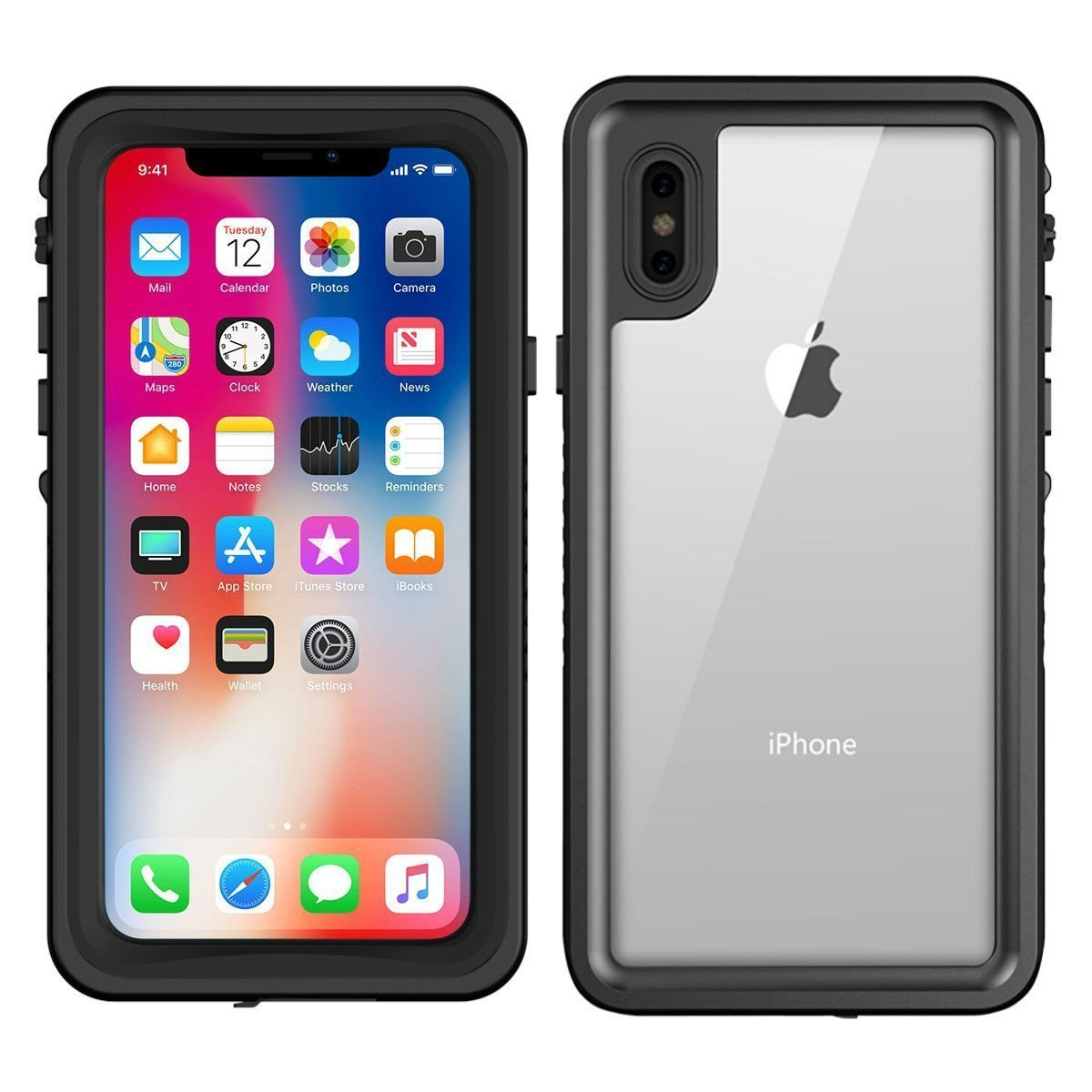 coque iphone x casewin