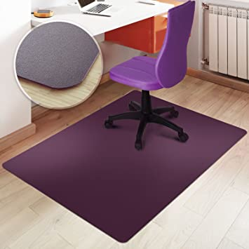 desk chair floor mat for carpet. etm office chair mat - purple multipurpose floor protection 75x120cm (2.5\u0027x4 desk for carpet