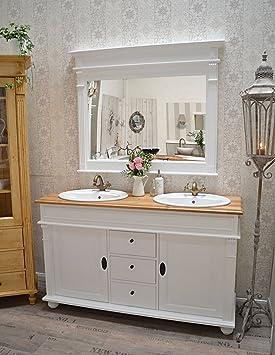 País & Amor de Muebles de baño GmbH Allure: rústico de Lavabo,