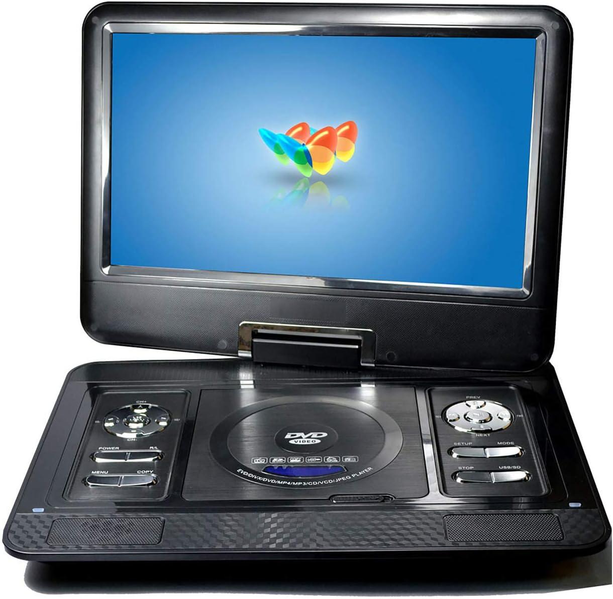 Reproductor De DVD Portátil, 13.3 Pulgadas HD 800 * 480 Resolución ...