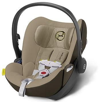 Amazon.com: Cybex Cloud Q bebé asiento de coche – piedra ...