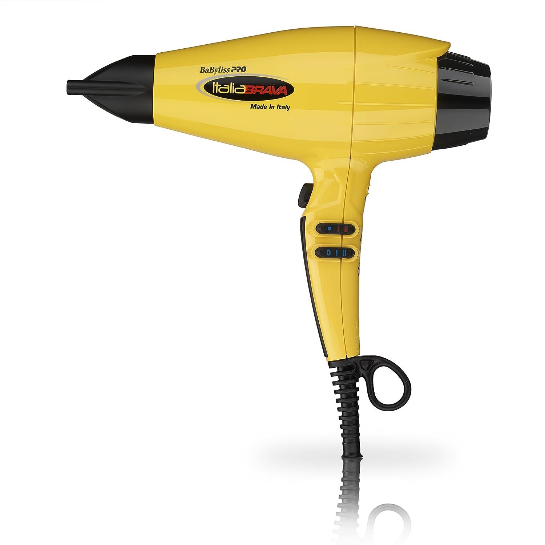 BaByliss Pro Italia brava secador de pelo: Amazon.es: Salud y cuidado personal