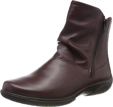 Hotter Women's Whisper Boot Leather Zip
