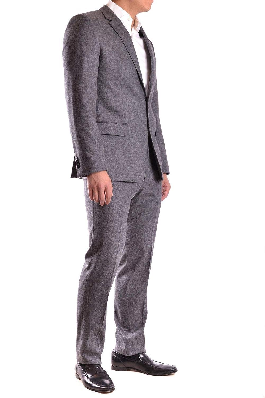 Hugo Boss Luxury Fashion Hombre MCBI24209 Gris Trajes | Temporada ...