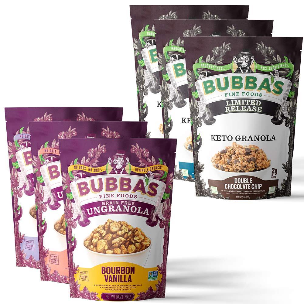Grain Free Granola Variety Pack