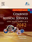 Combined Medical Services UPSC Solved Papers 2012