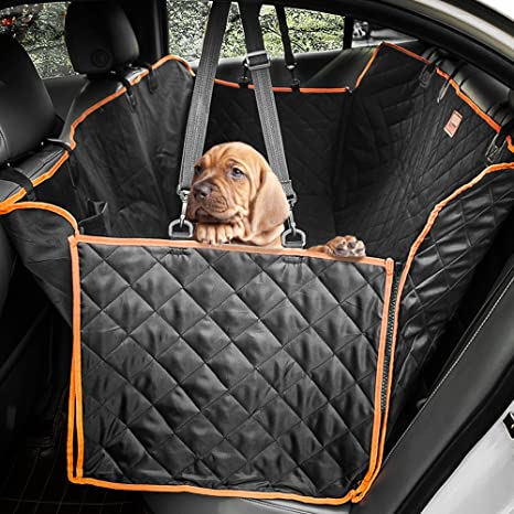 Pet Waterproof Dog Car Seat Cover Backseat Car Hammock Dog Carrier Pad Protector Mat Safe Carry House Dog Cat Car Seat Cover #3 Grade Products According To Quality Pet Products