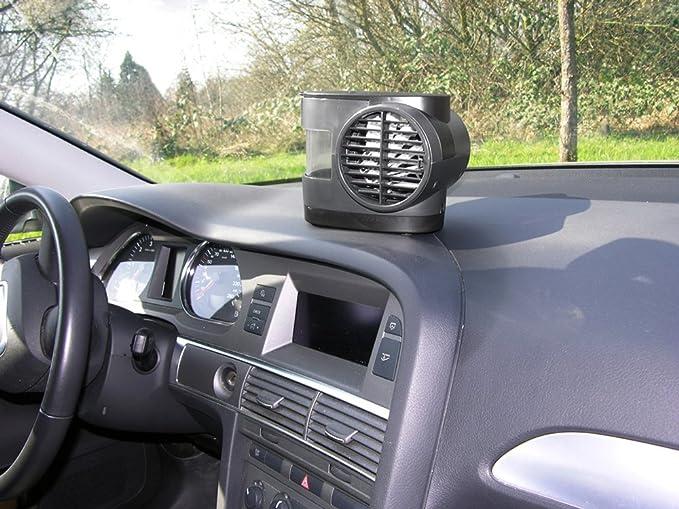 EUFAB Mini de Aire Acondicionado 12 V/230 V para Coches, caravanas de/móvil, Hogar, etc.: Amazon.es: Coche y moto