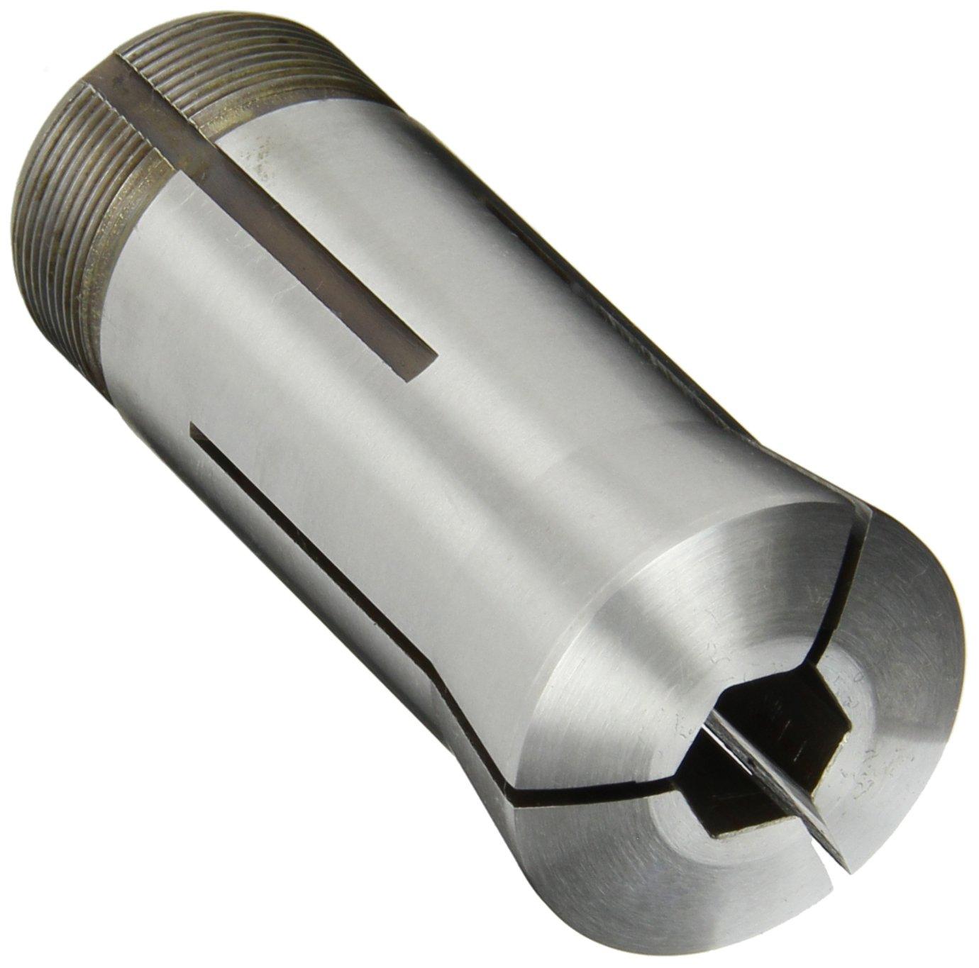 Lyndex 530-032 5C Hex Collet, 1/2'' Opening Size, 3.27'' Length, 1.485'' Top Diameter, 1.25'' Bottom Diameter