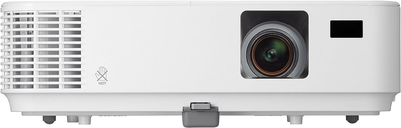 NEC V302H - Proyector (3000 lúmenes ANSI, DLP, 1080p (1920x1080 ...