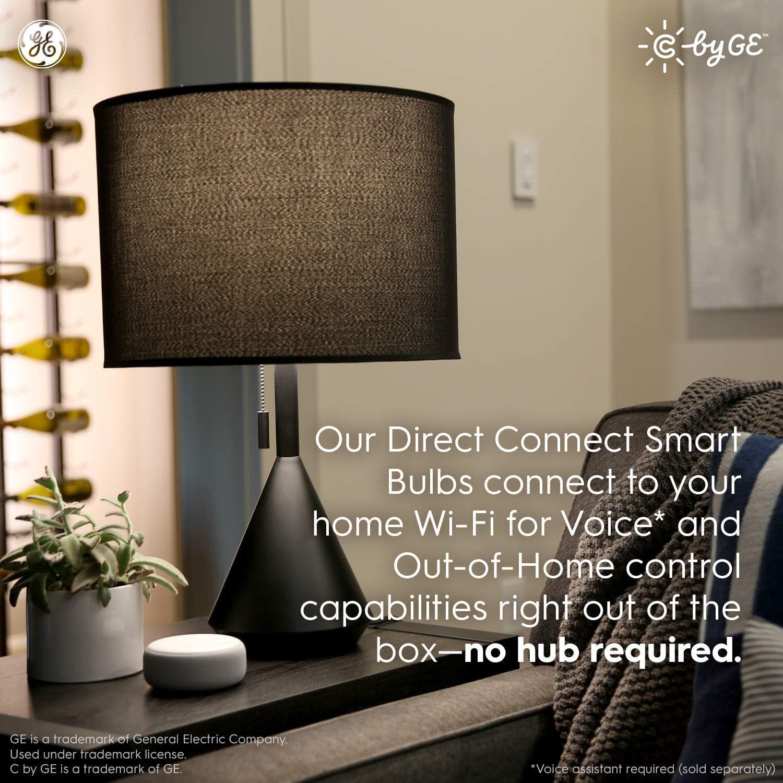80-inch Smart LED Strip C by GE Full Color Direct Connect LED Strip Lights