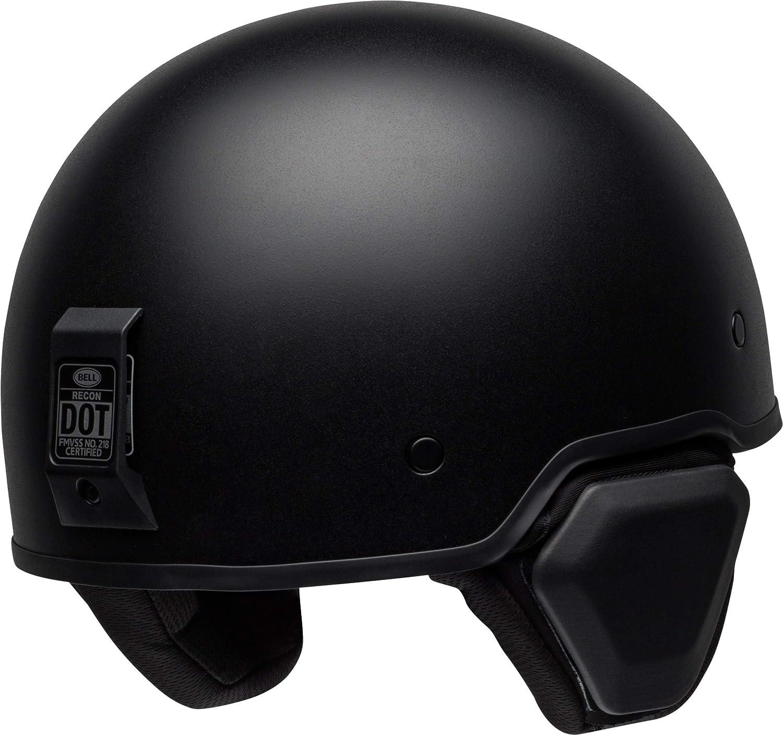 Bell Recon Open-Face Motorcycle Helmet Asphalt Matte Olive, XXX-Large