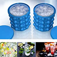 Ice Cube Maker Genie -The Revolutionary Space Saving Ice Cube Maker- Ice Genie Ice Makers Kitchen Tools
