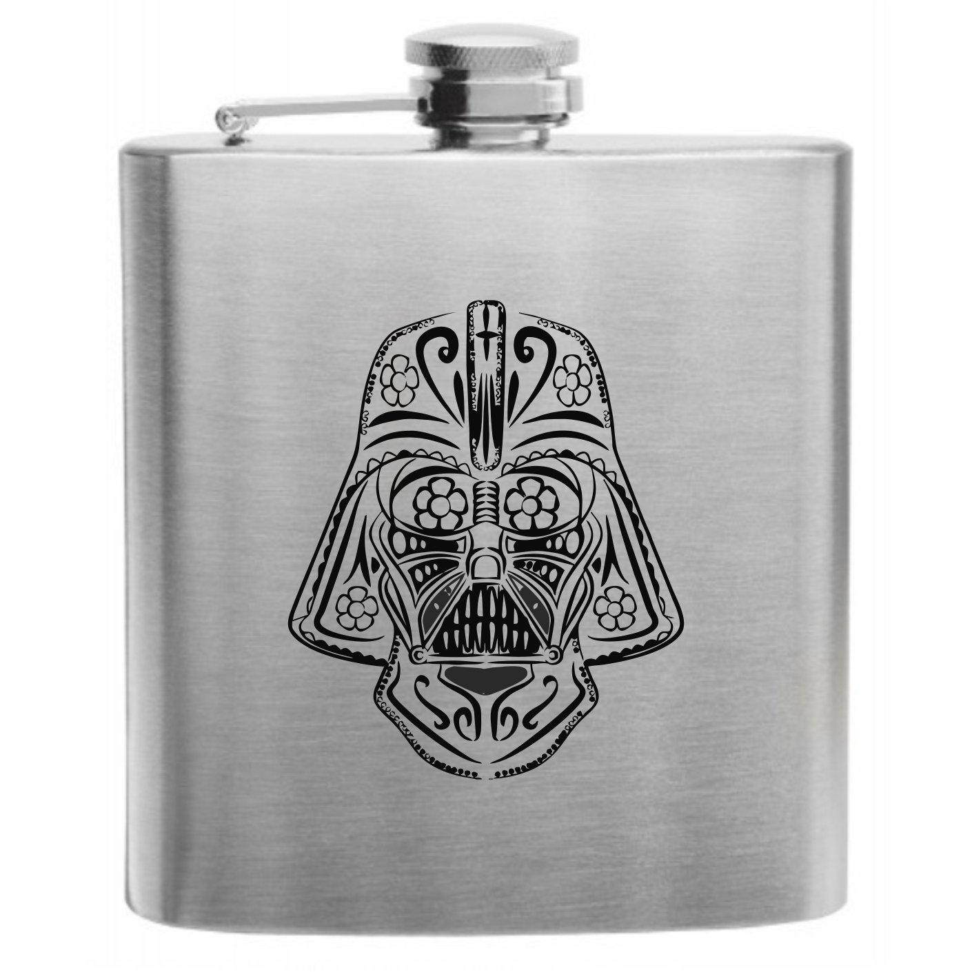 多様な Day of the Dead Darth Vader Dead Star Warsステンレススチールヒップフラスコ6ozギフト Darth Day B073XWYBYG, Luminous stick:7dcff9d2 --- a0267596.xsph.ru