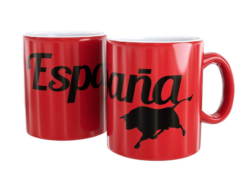 Taza Toro España