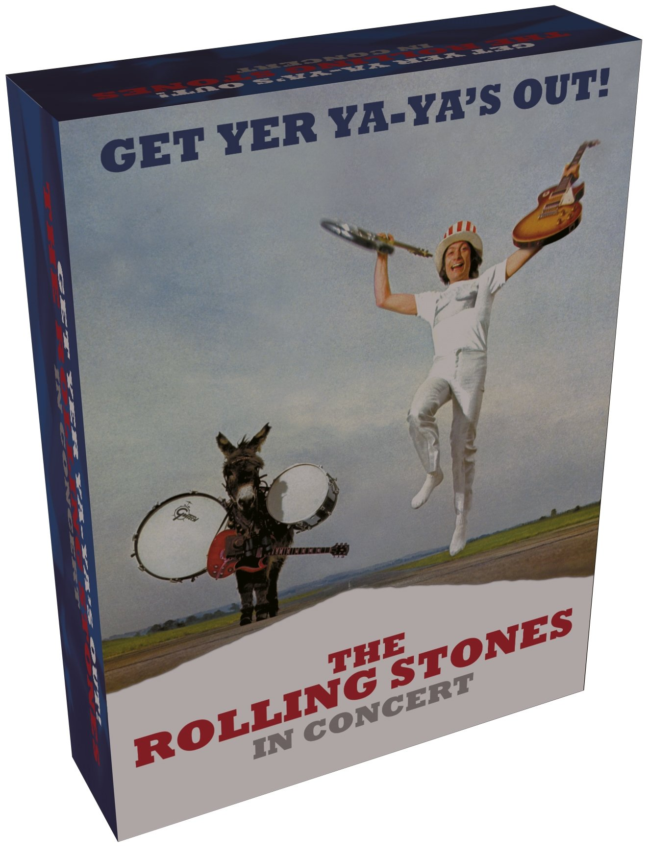 Get Yer Ya-Ya's Out! The Rolling Stones In Concert [40th Anniversary Deluxe Box Set] [3 CDs + 1 DVD] by CD