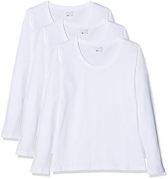 4189fd95e5276 Berydale T-shirt à manches longues et col rond pour femme