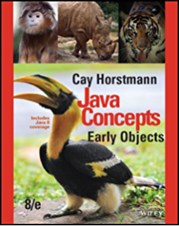Big Java Early Objects 6th Edition Pdf