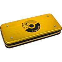 HORI 任天堂切换皮卡丘铝质手机壳(金色)由 Nintendo & Pokemon 官方* - 任天堂切换(任天堂切换)