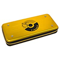 HORI Nintendo Switch Pikachu Alumi Case (Gold) Officially Licensed By Nintendo & Pokemon - Nintendo Switch (Nintendo Switch)