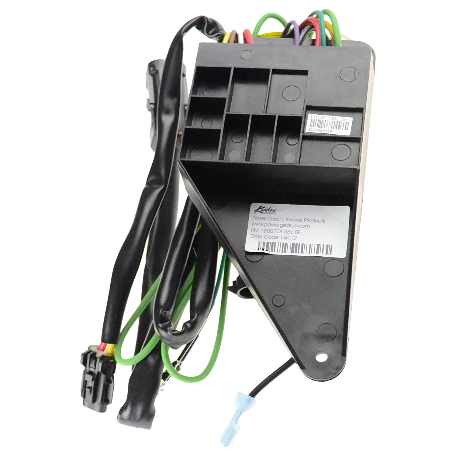 Kwikee 909510000 Classic Power Electric Step Control Unit with Override for IMGL/9510 by Kwikee