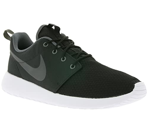 best service d4519 03bcc Nike Roshe One SE Schuhe black-dark grey-dark grey-white - 42, 5   Amazon.co.uk  Shoes   Bags