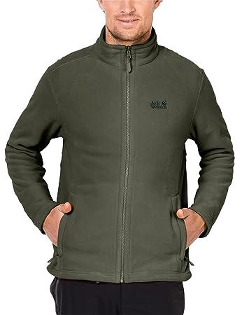 Jack Wolfskin Herren Moonrise Jacket Fleecejacke  Amazon.de  Sport ... fb9e7ed1f6