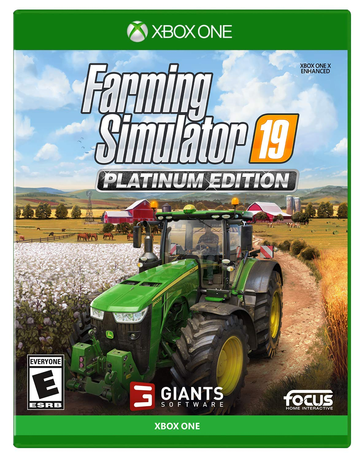 Farming Simulator 19 Platinum Edition (Xb1) - Xbox One
