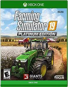 Farming Simulator 19 Platinum Edition (Xb1) - Xbox One