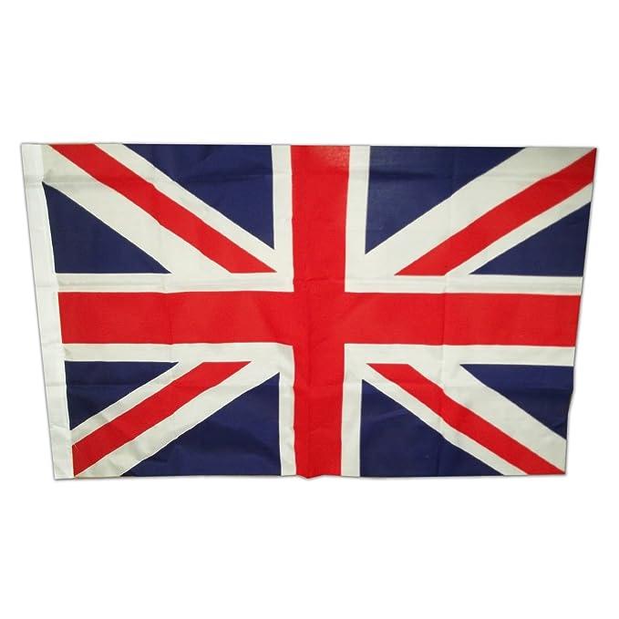 Union Jack Flag 90cm x 150cm Fabric Great British Indoor /& Outdoor Celebrations