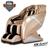 3D Kahuna Exquisite Rhythmic Massage Chair Hubot HM-078 - Champaign