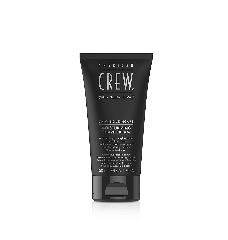 American Crew Moisturizing Shave Cream, 5.1 Ounce 7240610000