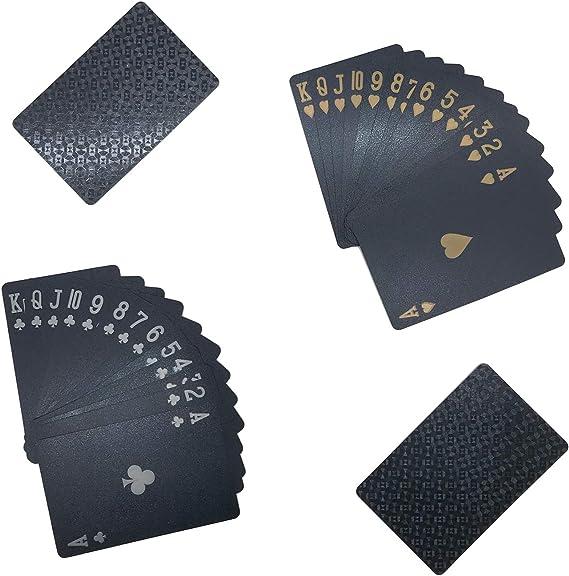 magic card tricks,Poker professional poker Plastic Waterproof Flex Card Magic Cards Game 54 pieces Washable Diamond Series siliver-new KiraKira Playing Card