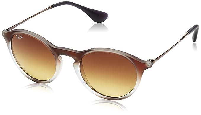 Ray-ban Mod. 4243 - Gafas de sol unisex, color marrón (brown ...