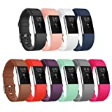 Amazon Price History for:Vancle Fitbit Charge 2 Bands, Classic Edition Adjustable Comfortable Replacement Strap for Fit bit Charge 2 (No Tracker)