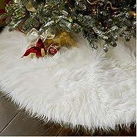 TOSSPER Decoración de Navidad de la Alfombra Año